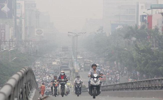 Ô nhiễm không khí ở Việt Nam