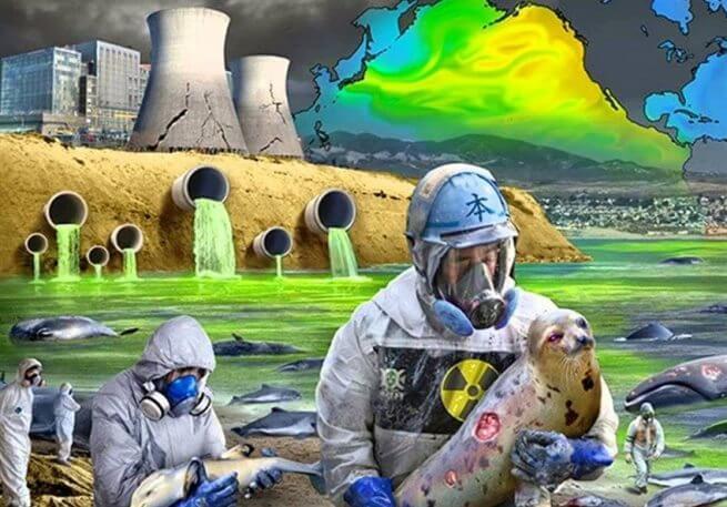 Ô nhiễm phóng xạ có ảnh hưởng như thế nào