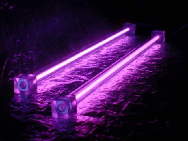 Ứng dụng đèn UV diệt khuẩn trong xử lý nước