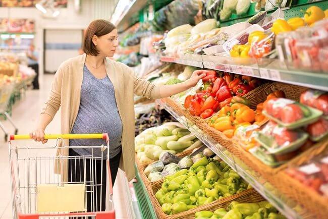 8 loại thức ăn giàu canxi dành cho các bà bầu