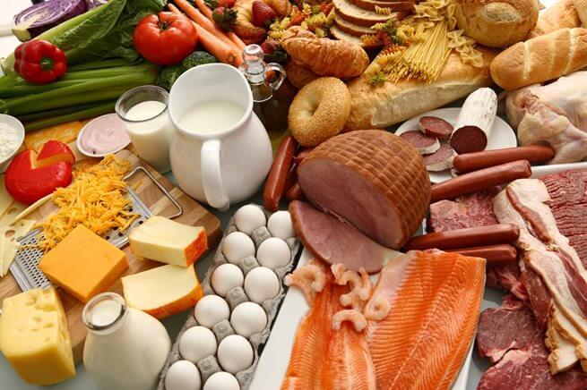 Ăn đa dạng các nhóm thực phẩm để có một cơ thể khỏe mạnh