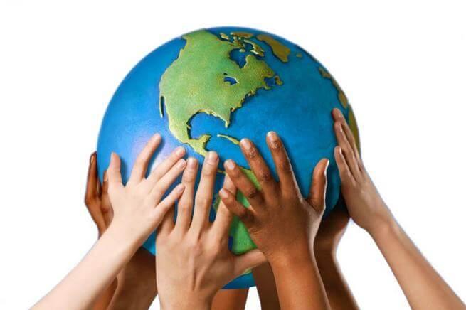 Bảo vệ môi trường là bảo vệ trái đất của chúng ta