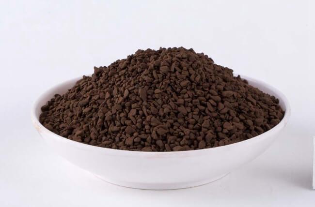 Cát mangan - vật liệu không thể thiếu trong hệ thống lọc nước