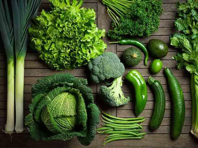 Các loại rau xanh đậm chứa nhiều vitamin tốt cho cơ thể