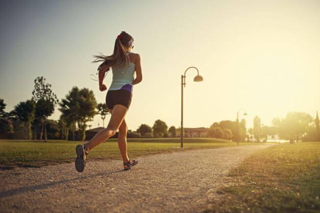Chạy bộ giúp bạn chống lại bệnh tật