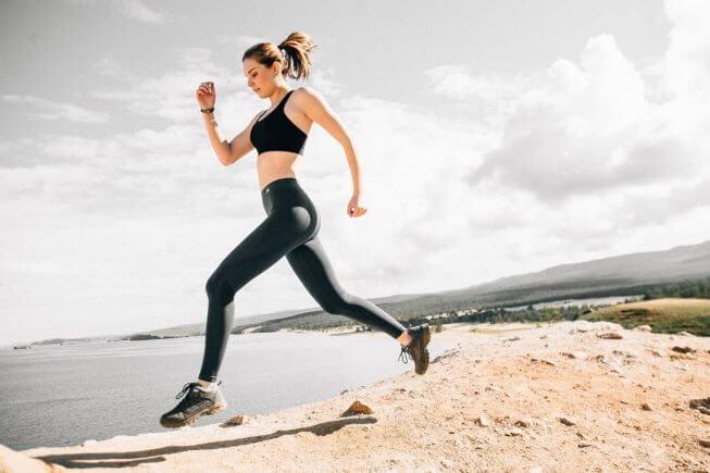 Chạy bộ giúp giảm cân hiệu quả
