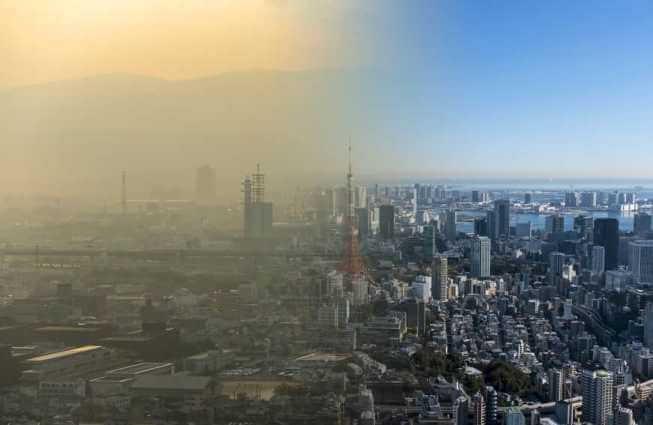 Con người là nguyên nhân chính gây ô nhiễm không khí