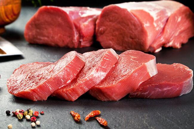 Gan và cách loại thịt đều chứa nhiều biotin