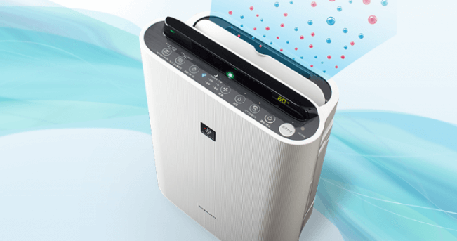 Máy lọc không khí - Giải pháp tuyệt vời cho không gian nhà bạn