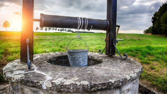 Nên tân dụng nguồn nước giếng khoan để sinh hoạt