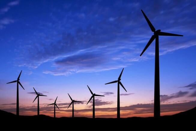 Năng lượng gió có ở khắp mọi nơi