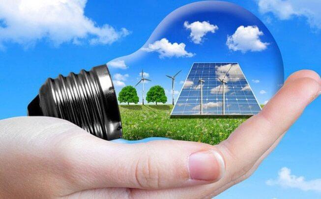 Năng lượng sạch không tạo ra những chất thải độc hại