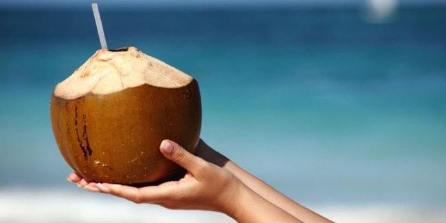 Nước dừa mang rất nhiều lợi ích cho sức khỏe