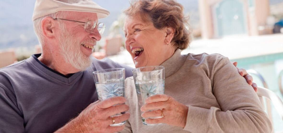 Nước ion kiềm giúp sống khoẻ mạnh hơn