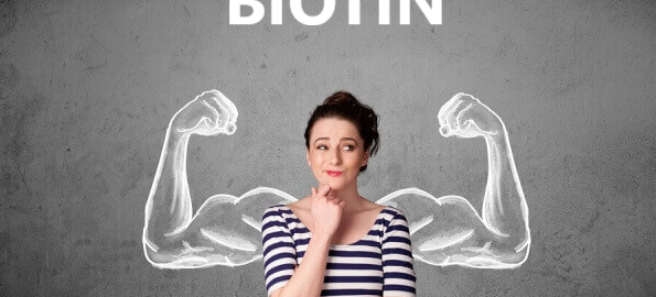 Những lợi ích kì diệu của biotin có thể bạn chưa biết