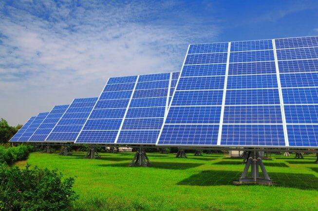 Những tấm pin giúp thu năng lượng từ mặt trời