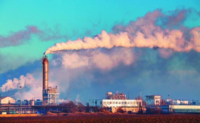 Tổng hợp những nguyên nhân gây ô nhiễm không khí