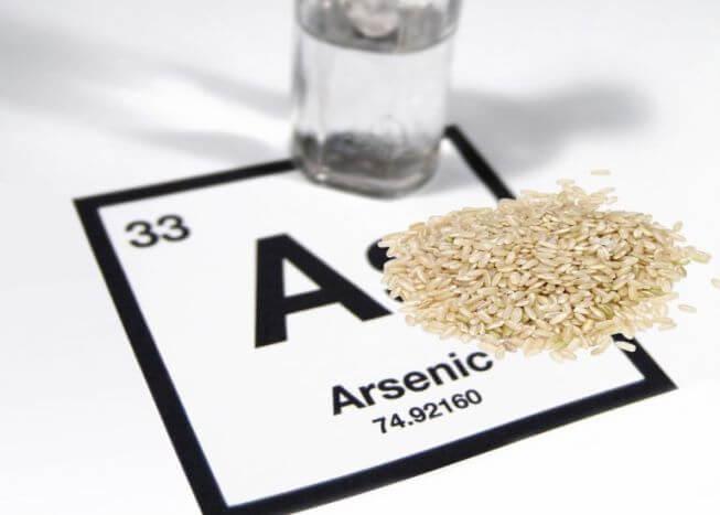 Thạch tín hay được gọi với cái tên khoa học là Asen vô cơ