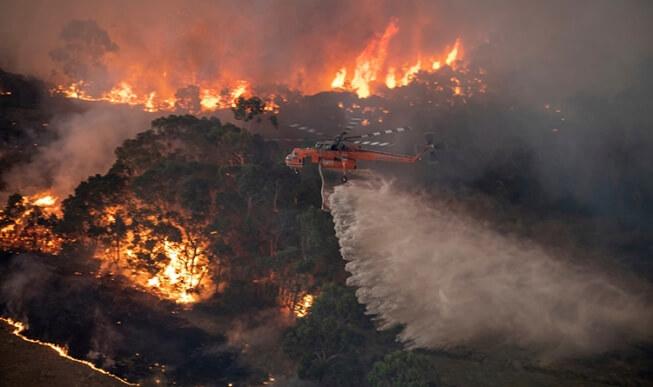 Thảm kịch cháy rừng ở Aaustralia năm 2019