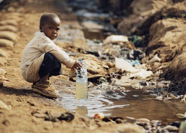 Thiếu nước đang là một vấn đề lớn cho thế giới hiện nay