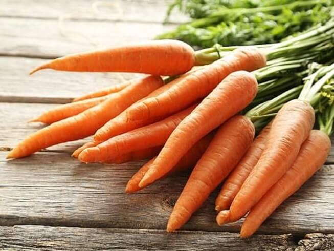 Cà rốt là một thực phẩm mang lại rất nhiều công dụng tốt cho sức khỏe