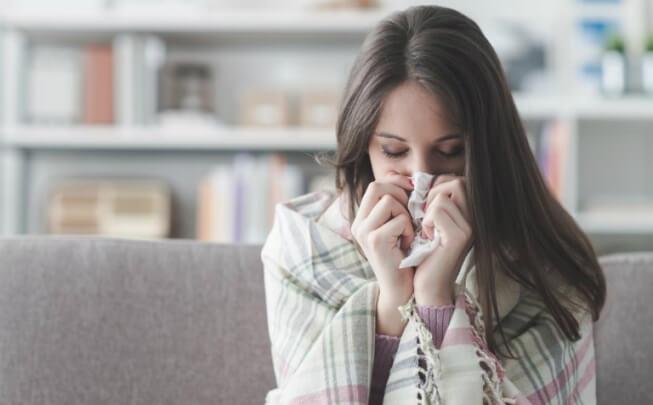 Các bệnh thường gặp vào mùa thu đông