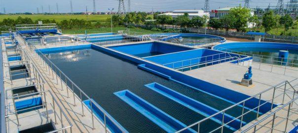 Công nghệ xử lý nước thải