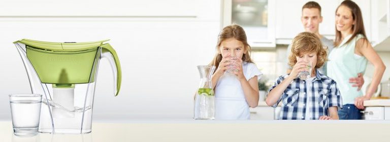 Bình lọc nước an toàn và dễ sử dụng