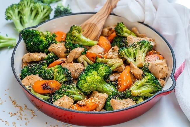 Eat clean giúp bạn khỏe hơn mỗi ngày