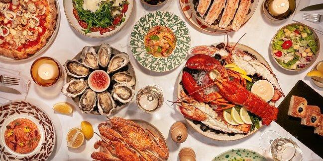 Trong hải sản chứa rất nhiều vitamin B12