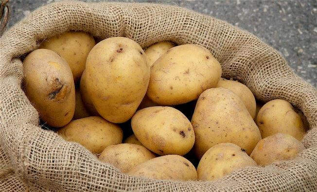 Khoai tây là một trong những thực phẩm bổ máu