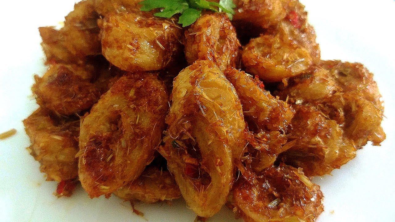 Mỳ căn thường được dùng phổ biến trong các món chay