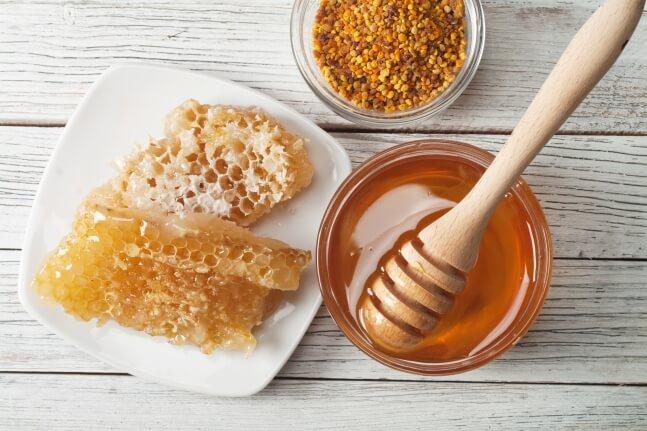 """Mật ong mà một trong những """"siêu thực phẩm"""""""