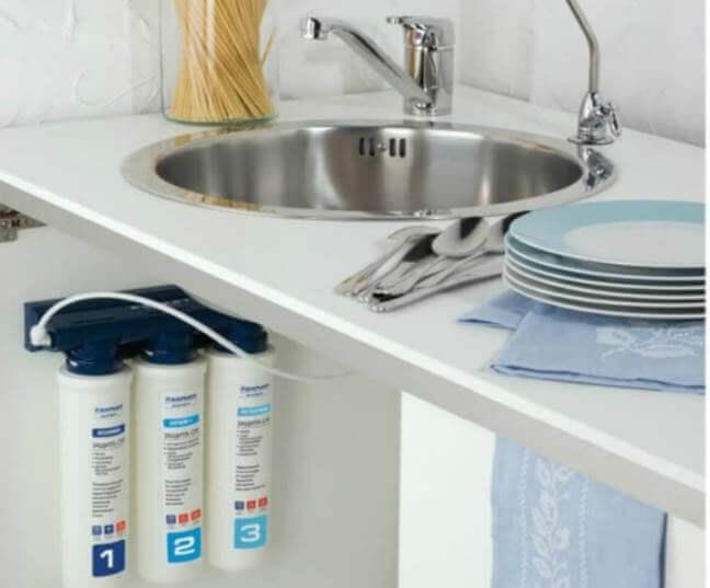Máy lọc nước Nano mang lại sự tiện nghi và hiện đại cho căn bếp nhà bạn