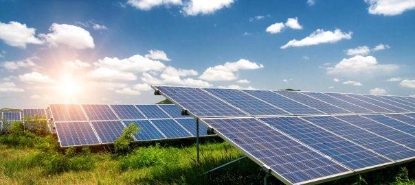 Năng lượng mặt trời là gì?
