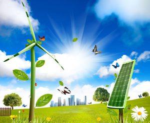 Năng lượng mặt trời là nguồn năng lượng sạch được kỳ vọng thay thế cho năng lượng nhiệt điện