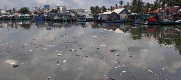 Nguyên nhân gây ô nhiễm nguồn nước