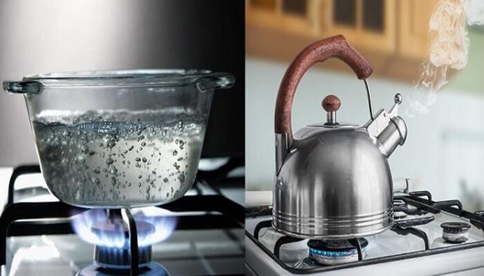 Những nhầm lẫn tai hại về sự an toàn của nước đun sôi để nguội
