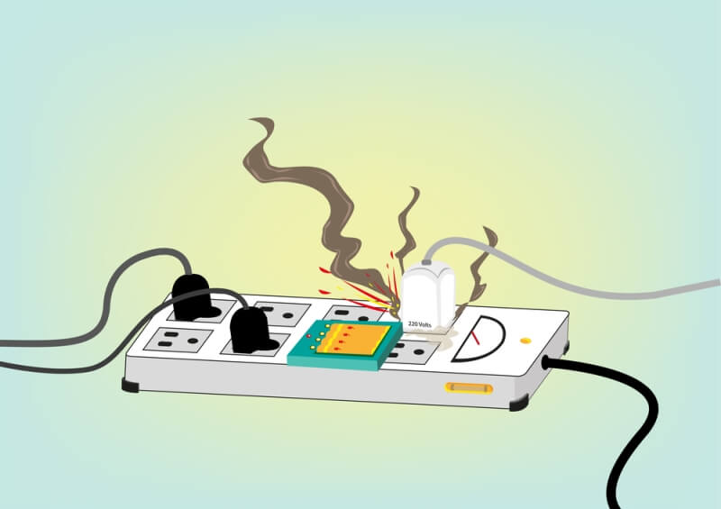 quy tắc an toàn điện dành cho mọi gia đình
