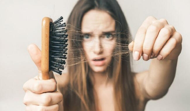 Ô nhiễm môi trường mà nguyên nhân gây rụng tóc