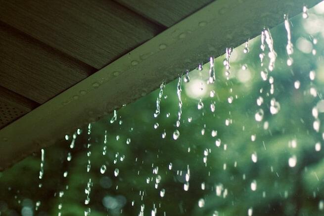 Sử dụng nước mưa đúng cách để tốt cho cơ thể