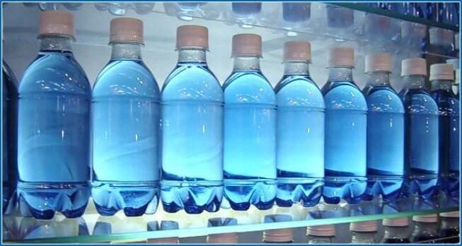 Sử dụng nước tinh khiết không tốt cho sức khỏe