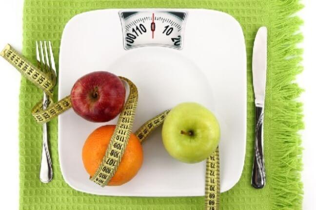 Táo còn giúp giảm cân tốt