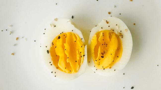 Trong thực đơn của những người tập luyện không thể thiếu trứng