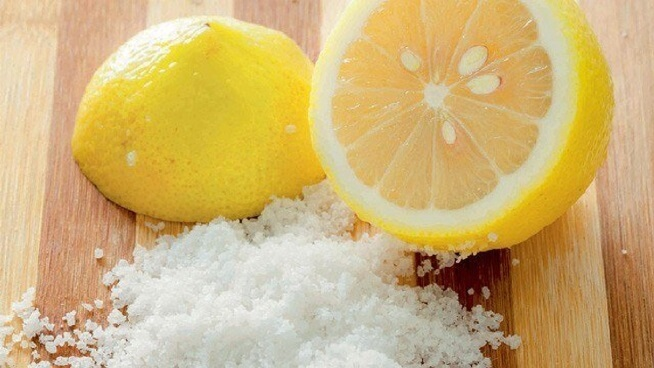 Nước chanh muối mang lại năng lượng cho cơ thể
