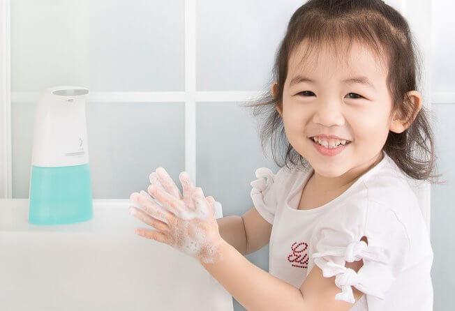 Hướng dẫn trẻ nhỏ giữ gìn vệ sinh ngay từ bé