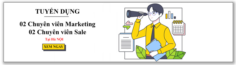 tuyển dụng marketing sales