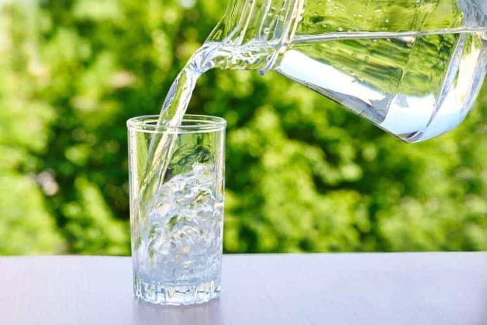 7 lợi ích của việc uống đủ nước