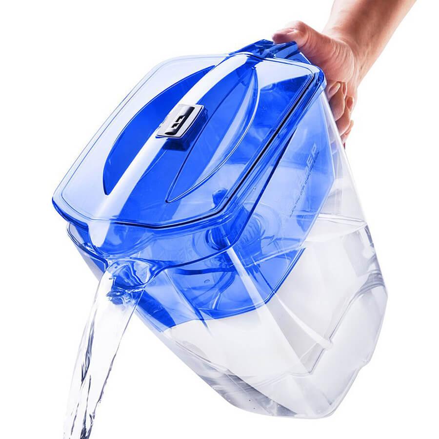 Bình lọc nước mini thân thiện với môi trường