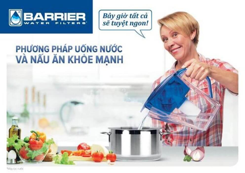 Bình lọc nước mini tiện dụng đối với mọi gia đình